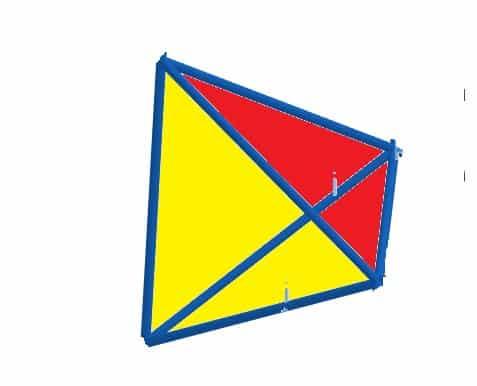 Integrale triplo su volume di forma piramidale